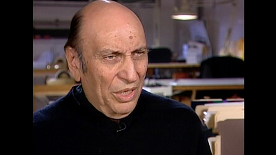 Sunday Morning - From 2001: Milton Glaser's designing mind
