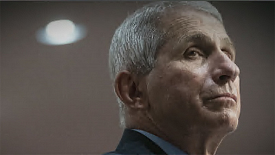 "CBS This Morning - Fauci: U.S. ""not in total control"" of virus"