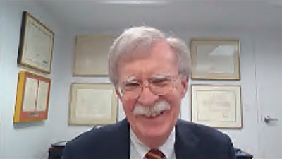 "The Takeout - ""The Takeout"" - Former National Security Advisor John Bolton and Former Acting Director and Deputy Director of the CIA Michael Morell"