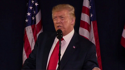 CBS This Morning - Eye Opener: Trump speaks at Mount Rushmore