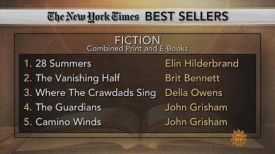 Sunday Morning - New York Times bestseller lists