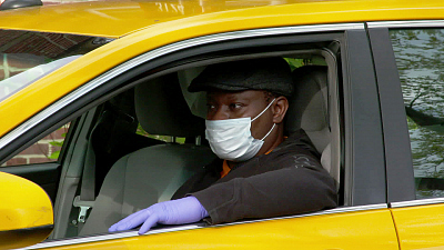 Sunday Morning - No fare! NYC cabbies face uncertain future