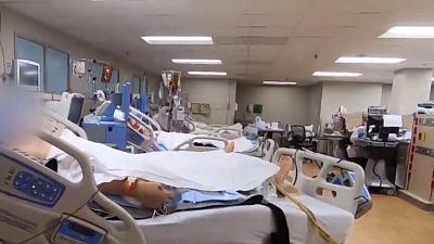 CBS This Morning - Texas COVID-19 death toll reaches new high