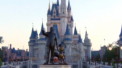 CBS This Morning - Disney World opens amid coronavirus concerns