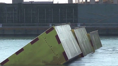 CBS This Morning: Saturday - Venice tests new floodgate system