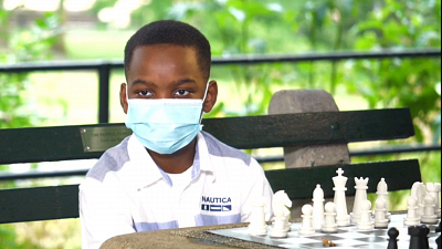 CBS This Morning - Chess prodigy inspires belief in miracles