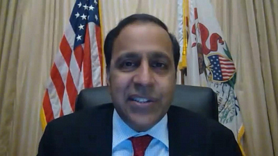 "The Takeout - ""The Takeout"" — Representative Raja Krishnamoorthi"