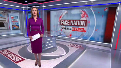 Face The Nation - 8/9: O'Brien, Lucas, Lamont, Gottlieb, Evans, Salvanto