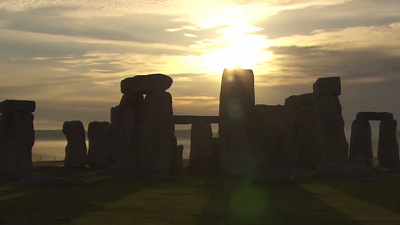 CBS This Morning - Stonehenge mystery of stones' origins solved