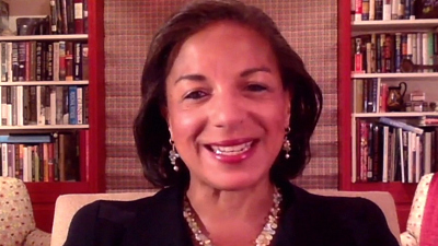 CBS This Morning - Susan Rice on her VP candidate strengths