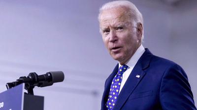 CBS This Morning - Biden set to interview historic VP picks