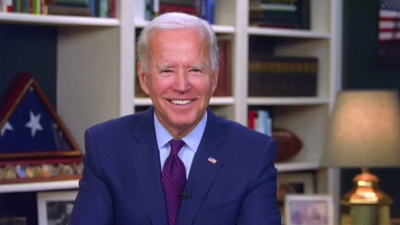 CBS This Morning - Biden scoffs at suggestion of cognitive test