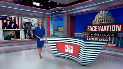 Face The Nation - 8/16: Kushner, Lightfoot, Reeves