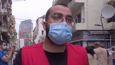 CBS This Morning: Saturday - Beirut residents speak out after explosion