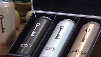 CBS This Morning: Saturday - Canned wine surges in popularity
