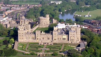 CBS This Morning: Saturday - Windsor Castle gardens open to public