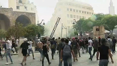CBS This Morning - Calls for regime change in Lebanon intensify