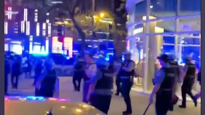 CBS This Morning - Unrest in Chicago after police shooting