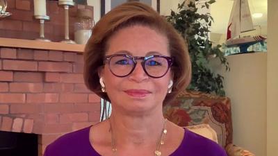 CBS This Morning - Valerie Jarrett on Harris as Biden's VP