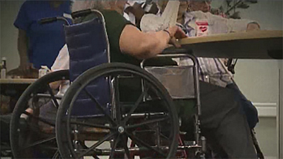 CBS This Morning - Nursing homes see spike in COVID-19 cases