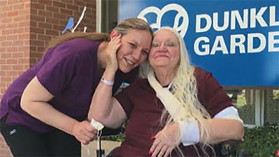 CBS This Morning - Coronavirus reunites long-lost half sisters