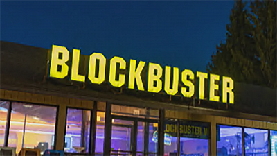 CBS This Morning - Blockbuster store hosts 90s-themed sleepover