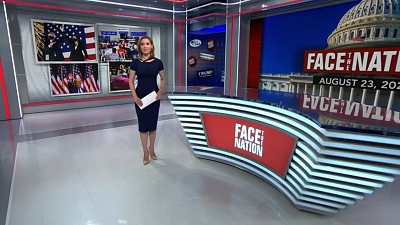 Face The Nation - 8/23: Face the Nation