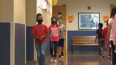 CBS This Morning - Kids over age 2 should wear masks: Experts