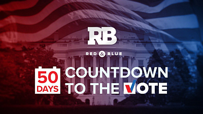 Red and Blue - Red & Blue: Countdown to the Vote