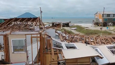 CBS This Morning - Hurricane Sally's path of destruction