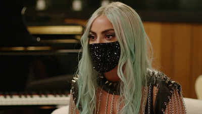 CBS This Morning - Lady Gaga on her mental health