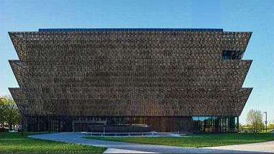 CBS This Morning - Smithsonian's African American museum reopens