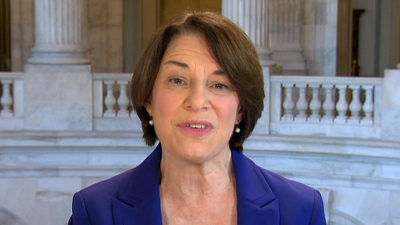 CBS This Morning - Sen. Klobuchar on SCOTUS confirmation fight