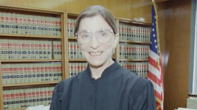 CBS This Morning - Justice Ginsburg leaves behind iconic legacy