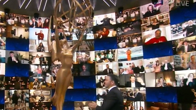 CBS This Morning - Emmy Awards make history during pandemic