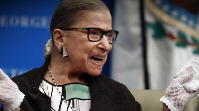CBS This Morning - Justice Ginsburg to lie in state