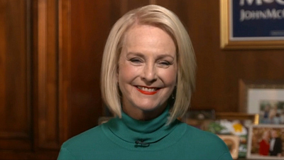 CBS This Morning - Cindy McCain endorses Joe Biden for president