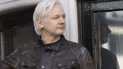 CBS This Morning - Wikileaks founder's secret family revealed