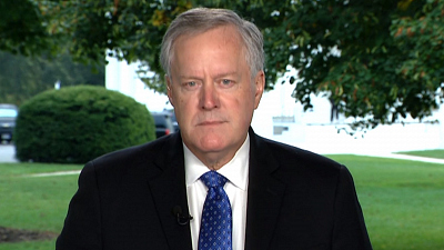 CBS This Morning - Mark Meadows on accepting election results