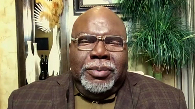 CBS This Morning - T.D. Jakes on changing the world with prayer