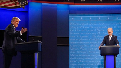 CBS This Morning - Fact-checking the first presidential debate