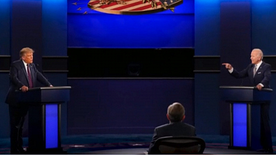 CBS This Morning - Breaking down the first presidential debate