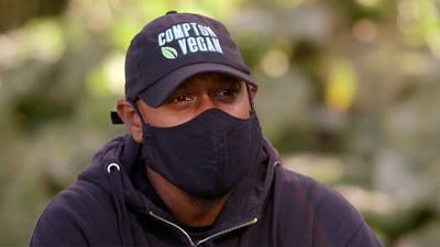 CBS This Morning - Vegan food, straight outta Compton