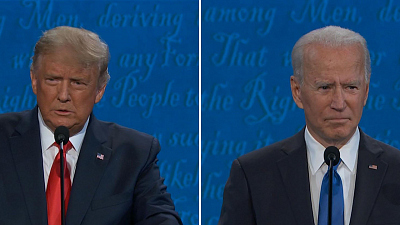 CBS News Specials - Trump-Biden debate: Watch in full