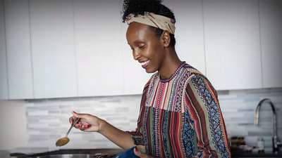 CBS This Morning: Saturday - The Dish: Hawa Hassan's return to her roots