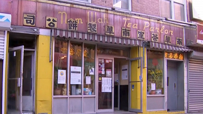 CBS This Morning - Iconic dim sum parlor celebrates 100 years