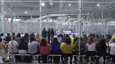 CBS This Morning - Migrant children still separated from parents
