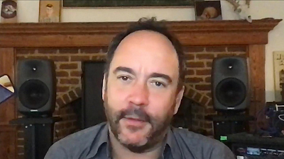 CBS This Morning - Dave Matthews on how to get ready to vote