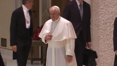 CBS This Morning - Pope signals his support for same-sex unions