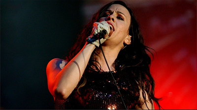 CBS This Morning - Alanis Morissette on her new audio memoir
